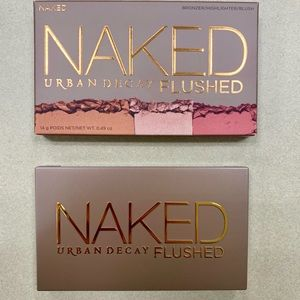 Urban Decay Makeup - BNIB! URBAN DECAY NAKED FLUSHED PALETTE.